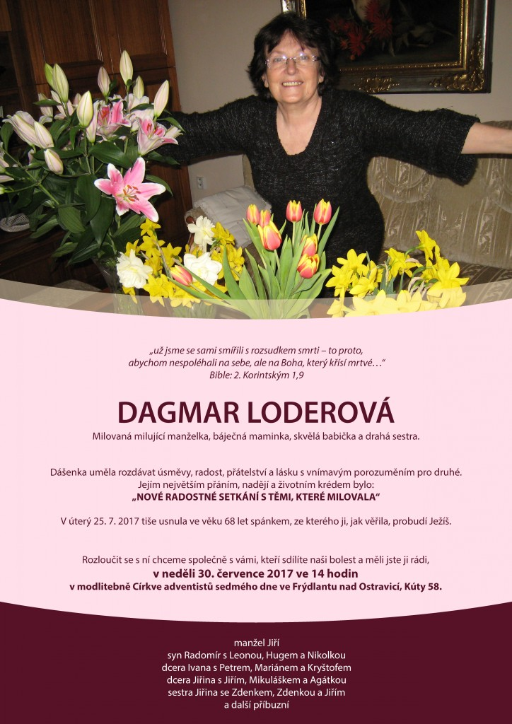 Dagmar Loderov†